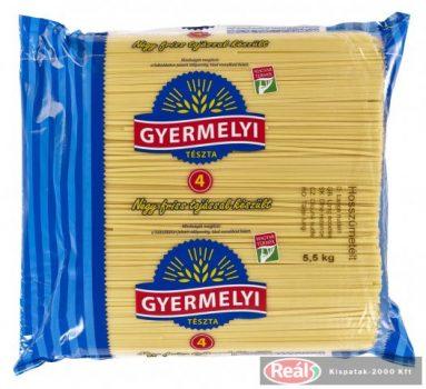Cestoviny Gyermelyi niťovky 11kg