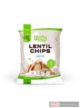 Foody Free lencsechips 50g