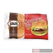 Hamburger zsemle szezámmagos 4db 300g MEGA