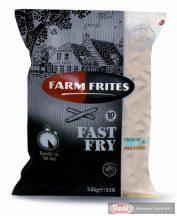 Farm Frites mirelit hasábburgonya 10mm 2,5kg
