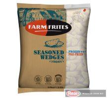 Mirelit fűszeres burgonya gerezd 2,5kg