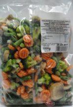 Gombás köret zöldségkeverék 1kg gyorsfagyasztott