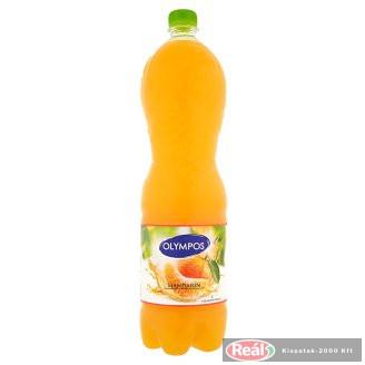 Olympos 1,5l mandarin PET