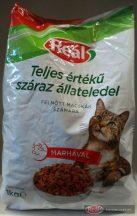 Reál Teljes értékű macskaeledel száraz marha 1kg