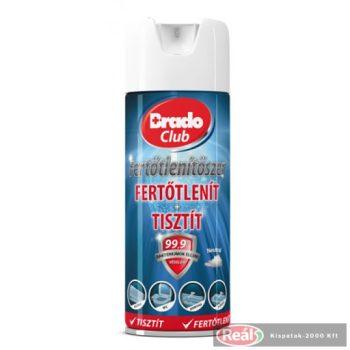 Brado club fertőtlenítő aerosol 400ml