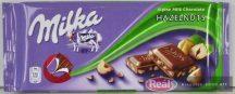 Milka 100g törtmogyorós