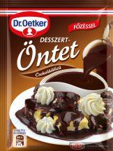 Dr. Oetker desszertöntet 36g csoki