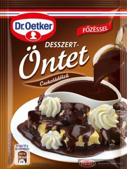 Dr.Oetker desszertöntet csokoládés 36g