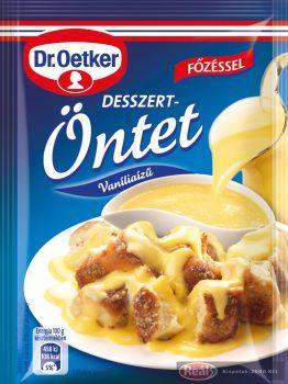Dr.Oetker desszertöntet vaniliás 35g