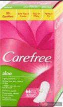 Carefree tisztasági betét 32db Aloe Vera