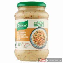 Knorr Üveges szósz 400g Mézes-mustáros