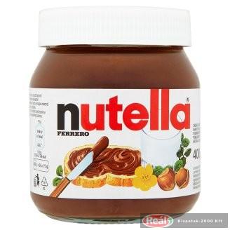 Nutella 400g mogyorókrém
