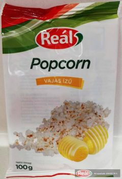 Reál Micro Popcorn vajas 100g