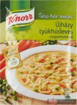 Knorr Telis-tele levesek Újházy tyúkhúsleves csigatészt.67g