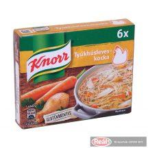 Knorr kocka 60g tyúkhúsleves
