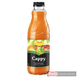 Cappy gyümölcslé 1l multivitamin 50% PET