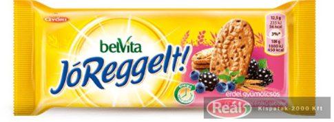 Belvita Dobré ráno sušienky  s lesnými plodmi 50g