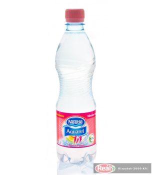 Nestlé Aquarel ásványvíz 0,5l szénsavmentes PET