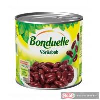 Bonduelle Vörösbab 400/250gTT dobozos