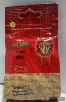 Szegedi paprika 50g 2.osztály édesnemes