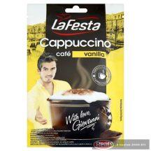La Festa cappuccino 100g vaníliás