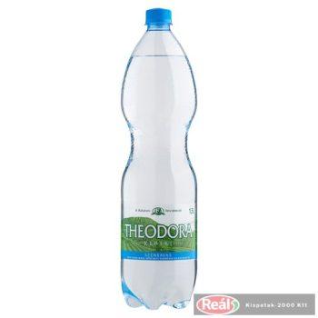 Theodora Kereki ásványvíz 1,5l szénsavas PET
