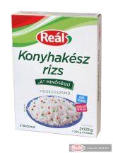 Reál Konyhakész A minőségű főzőtasakos rizs 2x125g