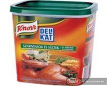 Knorr Delikát Szárnyasok és sültek pác fűszerkeverék 1kg