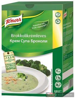 Knorr krémová brokolicová polievka 2kg
