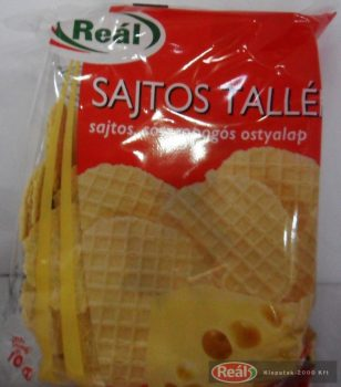 Reál sajtos tallér 100g