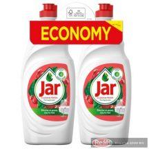 Jar mosogatószer Duo 2*900ml Gránátalma