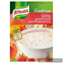 Knorr por leves leves 54g  Görög gyümölcs