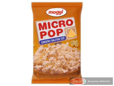 Mogyi Micropopcorn 100g sajtos