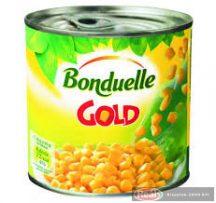 Bonduelle Gold csemegekukorica 340g/285gTT dobozos