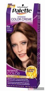 Palette farba na vlasy R4 gaštanová