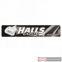 Halls cukorka 33,5g  extra strong