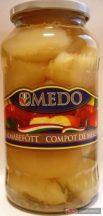 Medo almabefőtt 1/1 320/370gTT