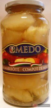 Medo diabetikus almabefőtt 720ml üveges 320/370gTT