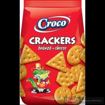 Croco kréker 100g sajtos ízű