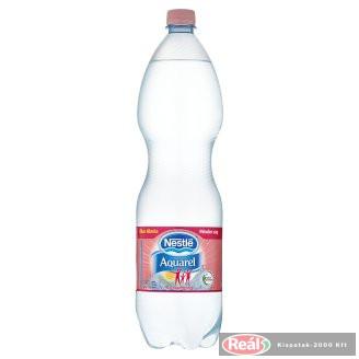 Nestlé Aquarel ásványvíz 1,5l szénsavmentes PET