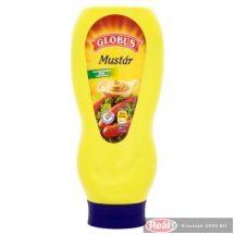 Globus mustár 720g flakonos