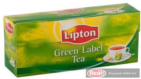 Lipton Green Label tea 25filter