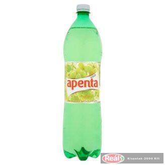 Apenta szénsavas üdítő 1,5l szőlő PET