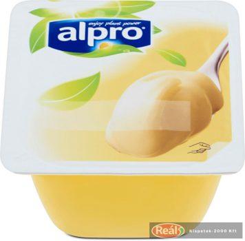 Alpro UHT szójedsszert 125g vanília