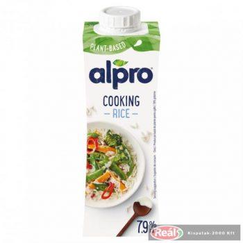 Alpro főzőkrém 250 ml rizs