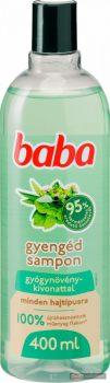 Baba sampon 400ml családi gyógynövény kivonattal