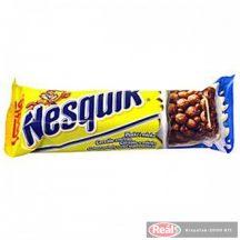 Nestle gabonapehely szelet 25g Nesquik