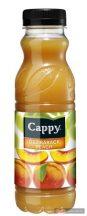 Cappy gyümölcslé 0,33l őszibarack 46% PET