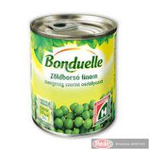 Bonduelle Zsenge zöldborsó 200gTT dobozos