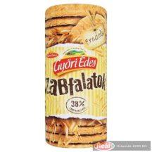 Győri Édes Zabfalatok zabpelyhes omlós keksz 215g original